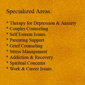 Diane Hough: Areas of Specialization